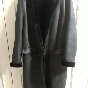 Jackets & Blazers - Reversible Women's long winter coat